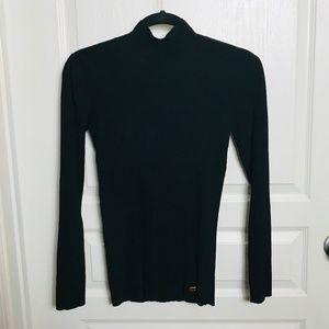 Chanel Pullover Turtleneck Sweater Sz 38